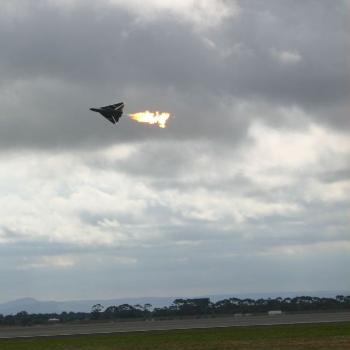 F111 Dump and Burn, Airshow downunder 2005