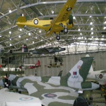 Air Museum, Duxford, UK. Maureen/Dubbo