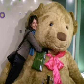 Harrod's Teddy Bear. Maureen/Dubbo