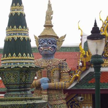 The Grand Palace, Bnagkok, Thailand