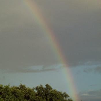 Rainbow in Virgin Gorda