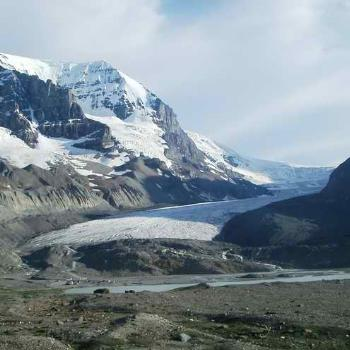 Columbia Icefields, Alberta, Canada by Terri of Arizona