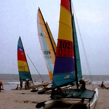 Hobie Cats, Carolina Beach / kr NC