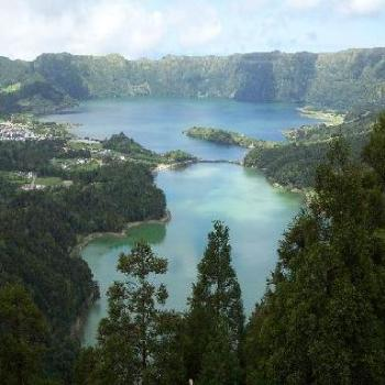 Seven Cities Lake (Lagoa de Sete Cidades), Saint Micheal's, Azores, Portugal