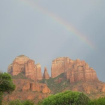Catherdral Rock Sedona Arizona
