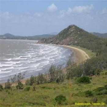 Yeppoon, Qld    Wendy/Perth