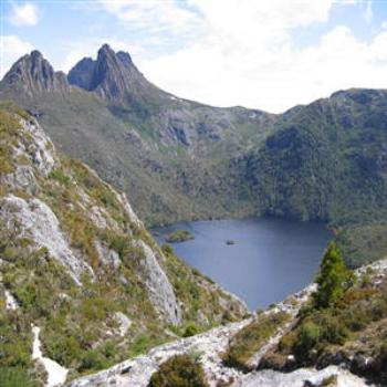 Dove Lake, Tasmania - Wendy/Perth