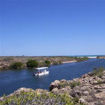 Yardie Creek, near Exmouth, North West W.A. - Wendy/Perth