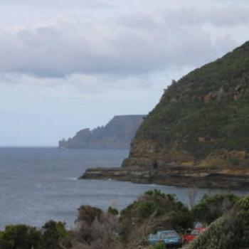 Tasmanian coastline - Wendy/Perth