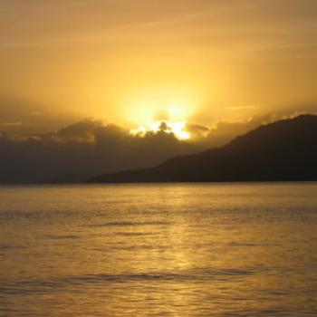 Sunrise at Hinchinbrook Island, Qld - Wendy/Perth