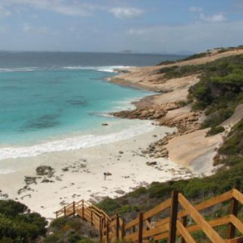 One of the gorgeous beaches near Esperance, W.A.. Wendy/Perth