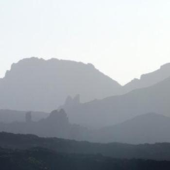 Mount Teide at dawn, Tenerife - Eileen (Surrey, England)