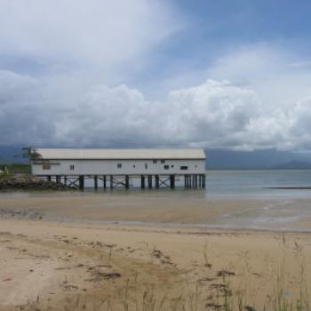 Boat shed, Pt Douglas, Qld - Wendy/Perth