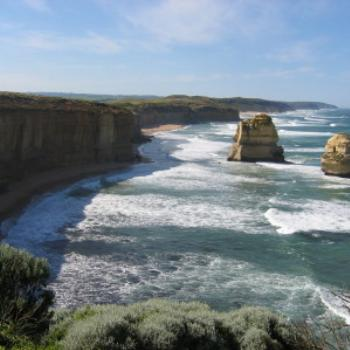 View of 12 Apostles, Great Ocean Rd, Victoria