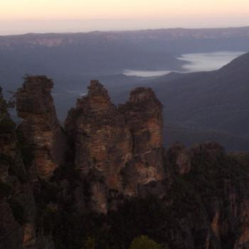 The Three Sisters NSW