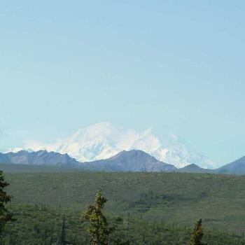 Mt McKinley (July2004, Denali Nat'l Park)