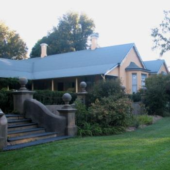 Mona Country Manor House nea Braidwood Kate/Sydney