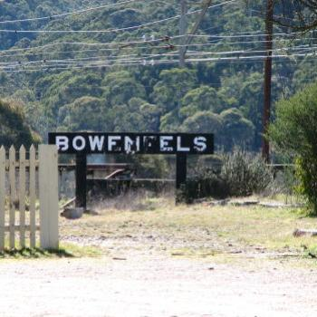 DZJ08 Bowenfels train station Lithgow 2 Kate/Sydney