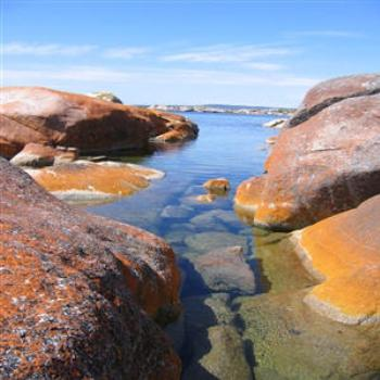 Bay of Fires, Tasmania, - Wendy/Perth