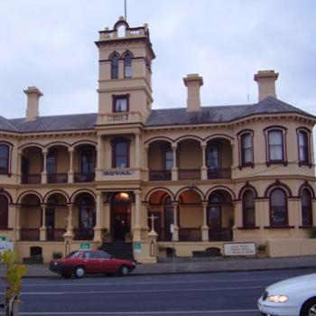 Royal Hotel Queenscliff- Joann
