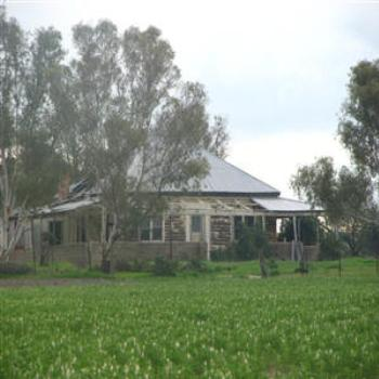 Old disused farmhouse, Minnival, West Aust - Wendy/Perth