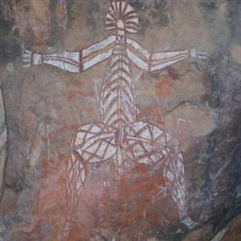 Aboriginal Art, Kakadu, N.T. - Wendy/Perth