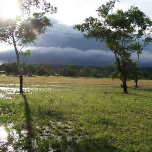 Big Rain Coming and Big Rain Been  - Wet Season Top End NT
