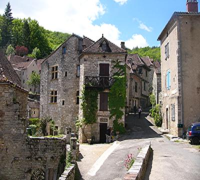 Saint Cirq LaPopie France