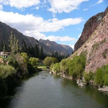 Urubamba River, Sacred Valley, Peru