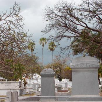 Key West graveyard