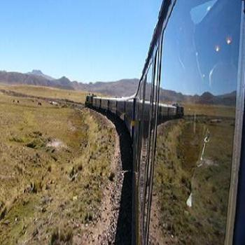 Orient Express between Puno to Cusco, Peru