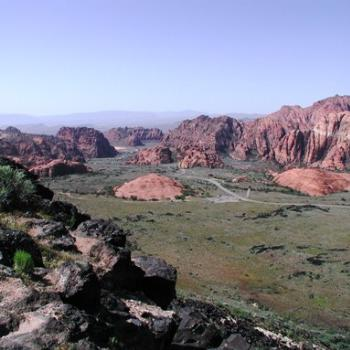 Snow Canyon, north of St. George, Utah