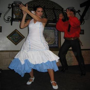 Flamenco Dancer - Tampa - Glenn
