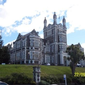 Private Boys school Dunedin NZ