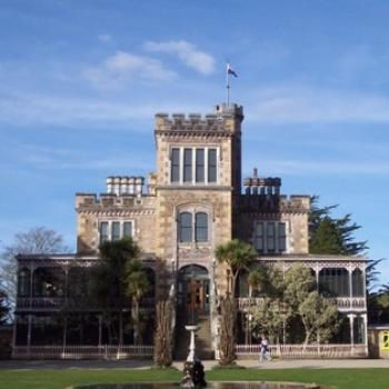 Lanarch Castle Dunedin NZ