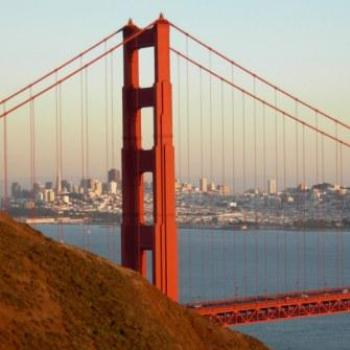 San Francisco through the Golden Gate Bridge - Keyan Bowes