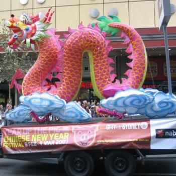 Chinese New year Parade - Year of the Pig - 2007 - Sydney