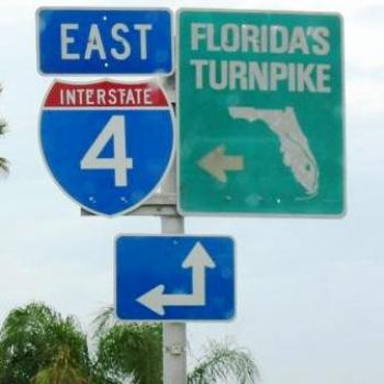 Florida road signs
