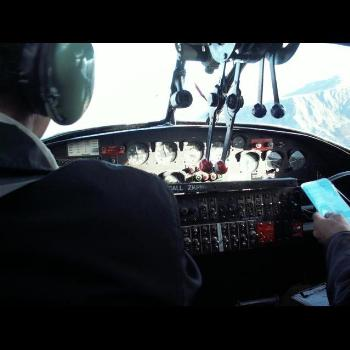 Catalina cockpit, Wanaka , New Zealand