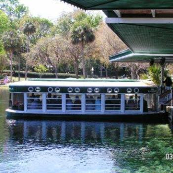 Glass Bottom Boat Silver Springs FL