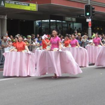 2008 Year of the Rat - Chinese New Year Parade in Sydney