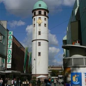 The White Tower, Darmstadt (Ian/Sydney)
