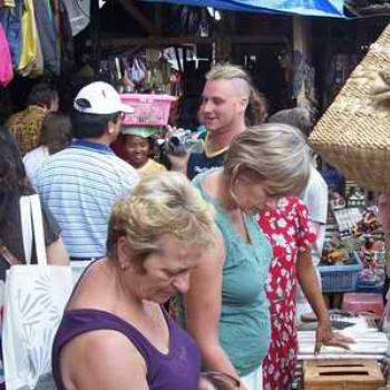 Serious Shopping in Ubud, Bali