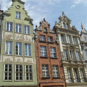 Old Buildings in Gdansk