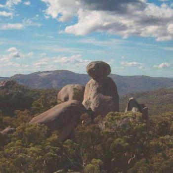 The Sphinx, Girraween National Park, QLD Australia