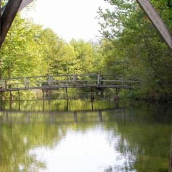 An old bridge in Arkansas  Sue/OK