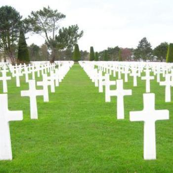 Normandy France, American Cemetary  Sue/OK