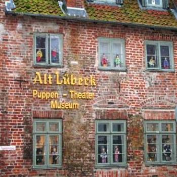 Puppet Museum Lubeck Germany Sue/OK