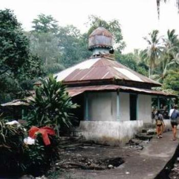 Small mosque, Banda Neira, Indonesia