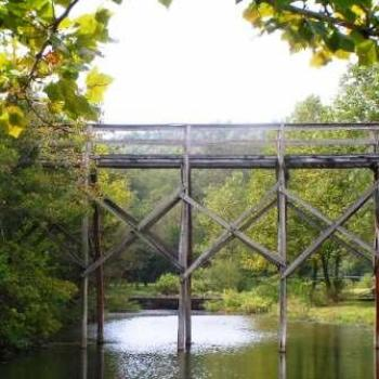 Arkansas Bridge  Sue / OK